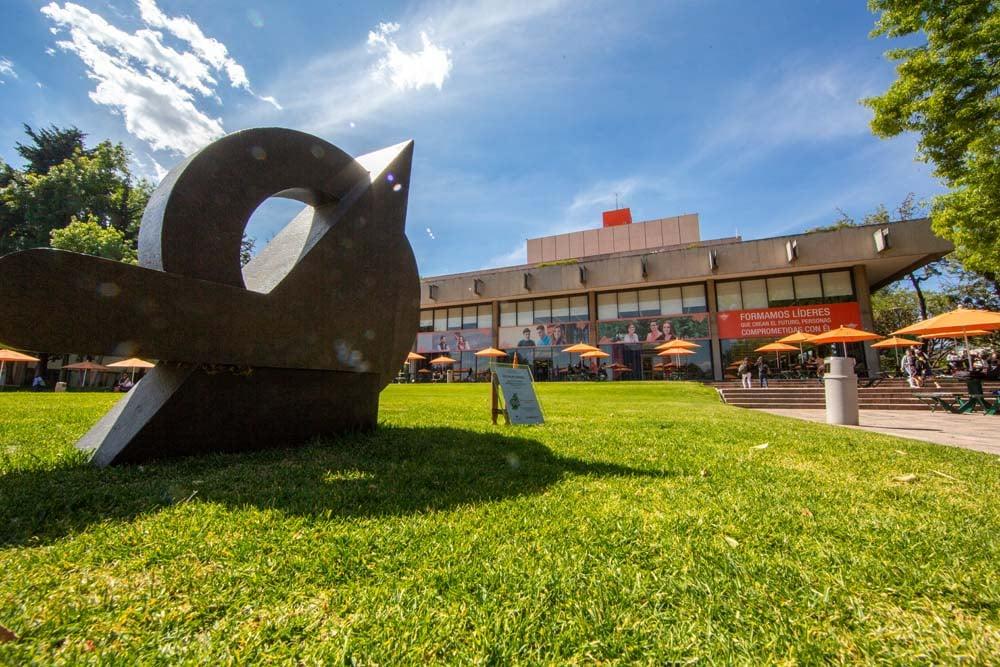 Universidad Anáhuac México instalaciones