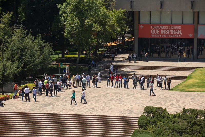 Campus norte Anáhuac México