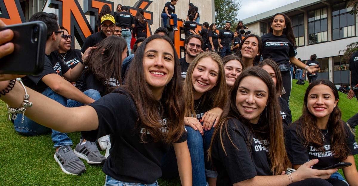 Estudiantes Anáhuac en la ciudad de México (CDMX)