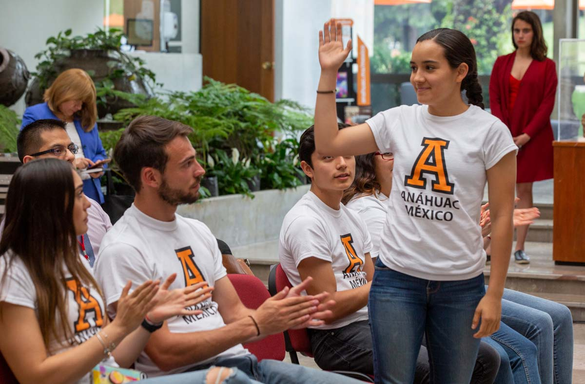 Prueba de Admisión Académica Anáhuac México