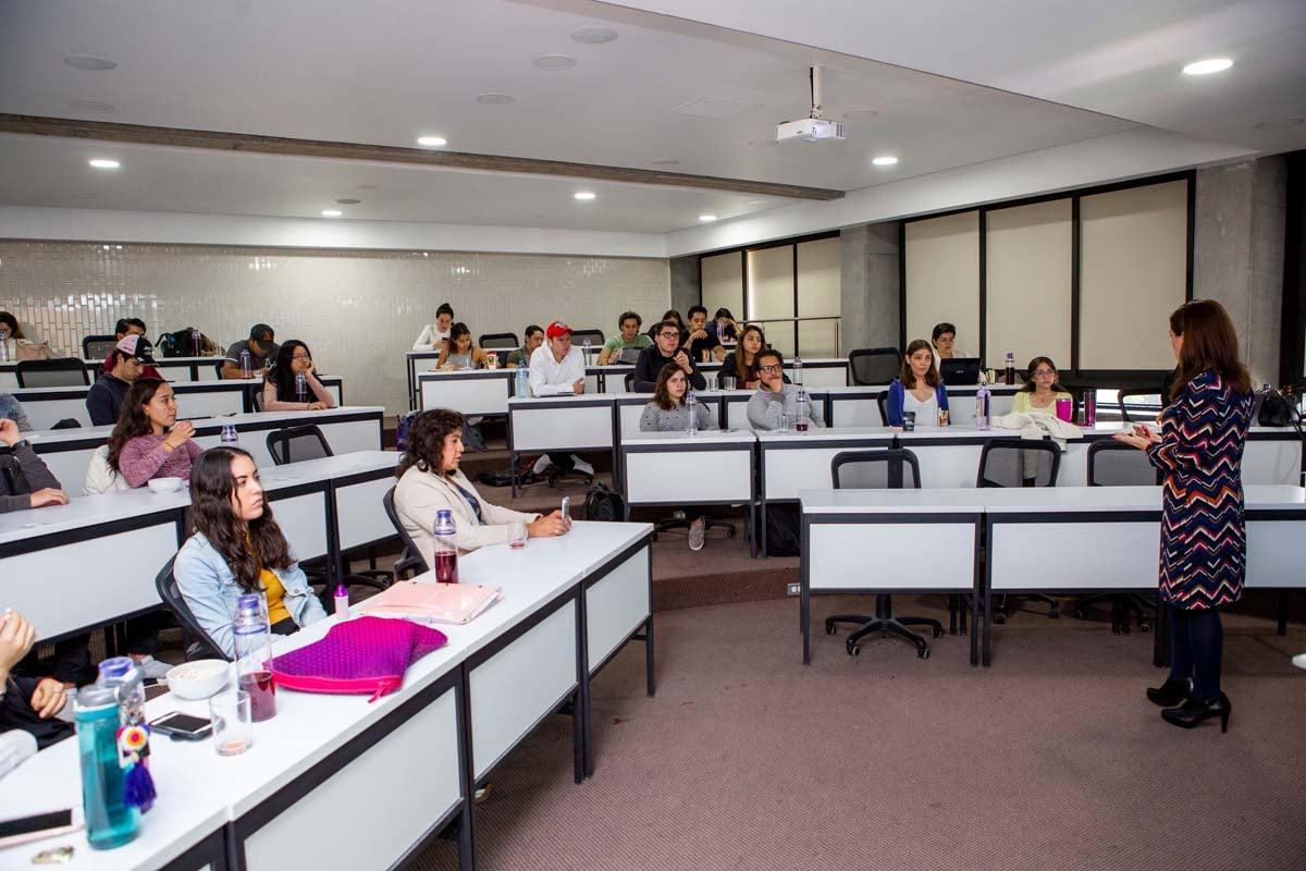 dirección financiera alumnos anáhuac méxico aulas