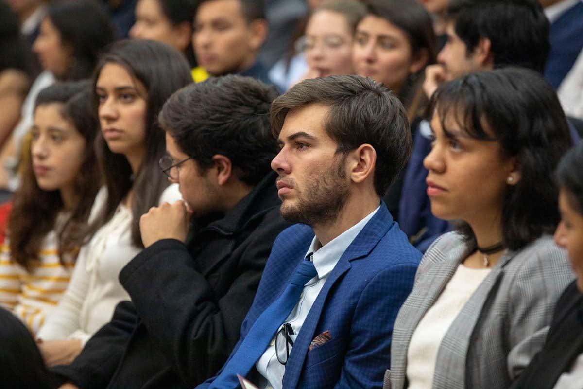 estudiantes administración de empresas anáhuac méxico