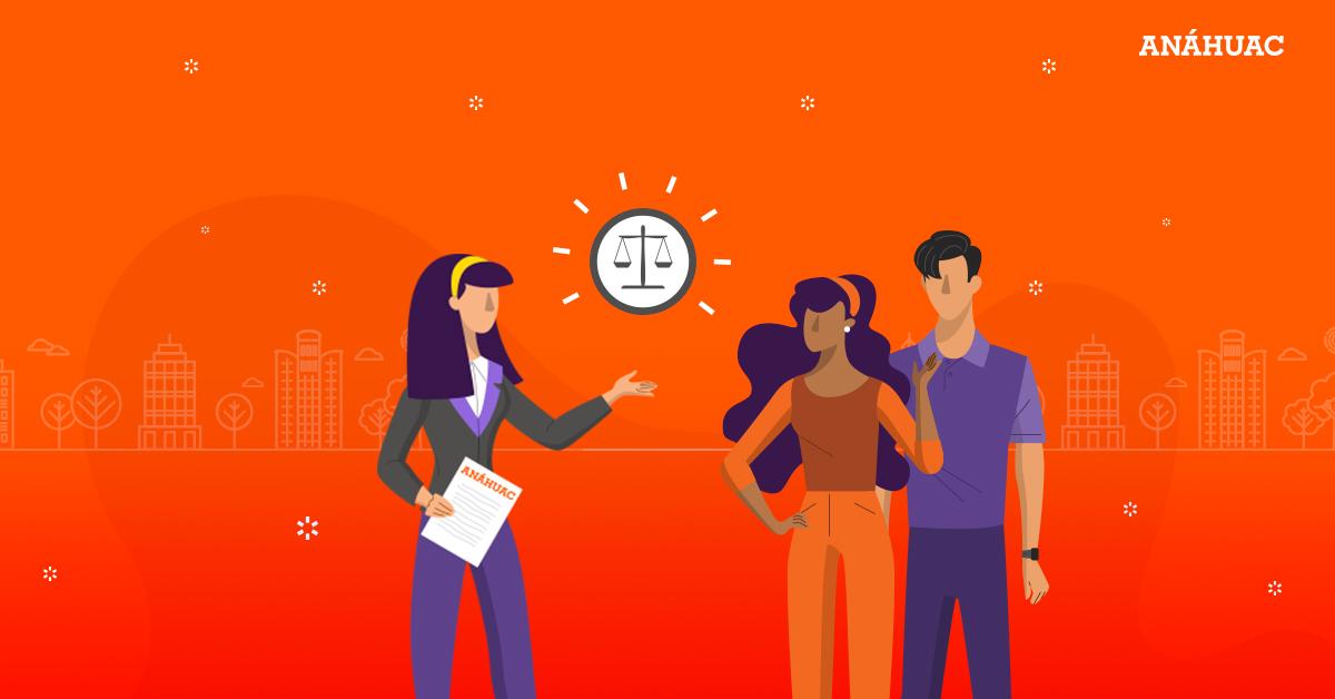 Estudia Derecho en Anáhuac México,